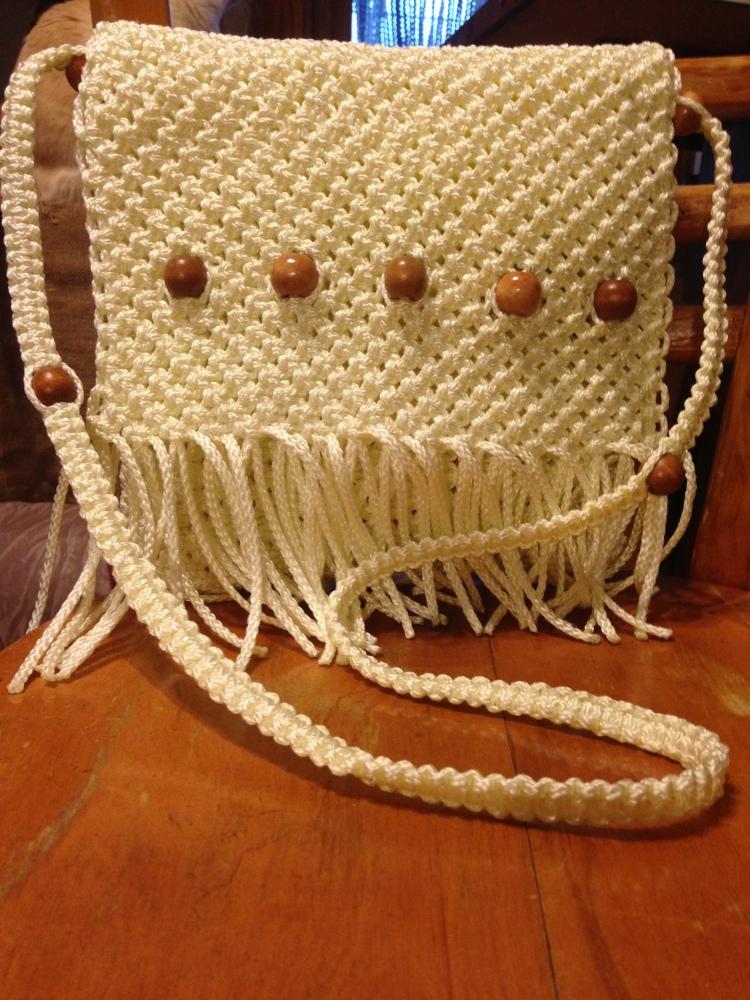 Large Hippie Bag (1/5)